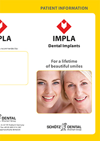 IMPLA Dental Implants Patient Information (English)