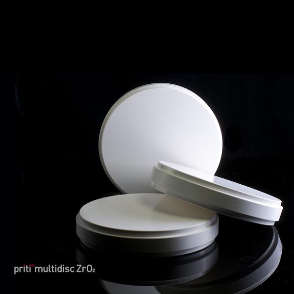 priti®multidisc ZrO2 Opaque, 98 mm