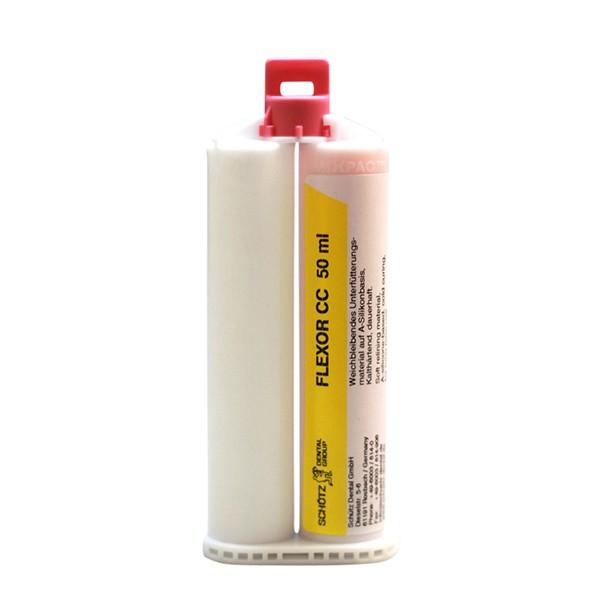 Flexor CC Silikon, 50 ml Kartusche