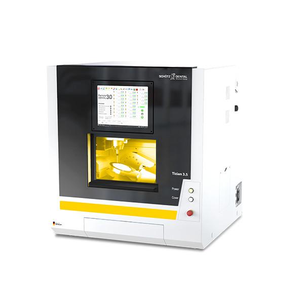 Tizian Cut 5.2 Fräsmaschine 5-Achs-Bearbeitung