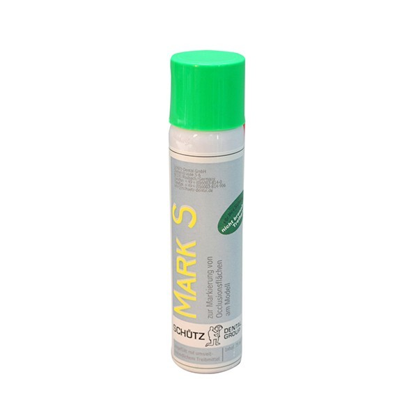 Mark S Okklusionsspray Farbe grün, 75ml