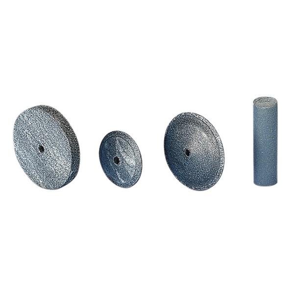 HS-Gummipolierer Standard, 100 Stück
