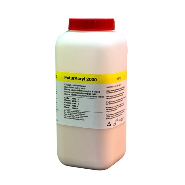 FuturAcryl 2000 Pulver Heißpolymerisat