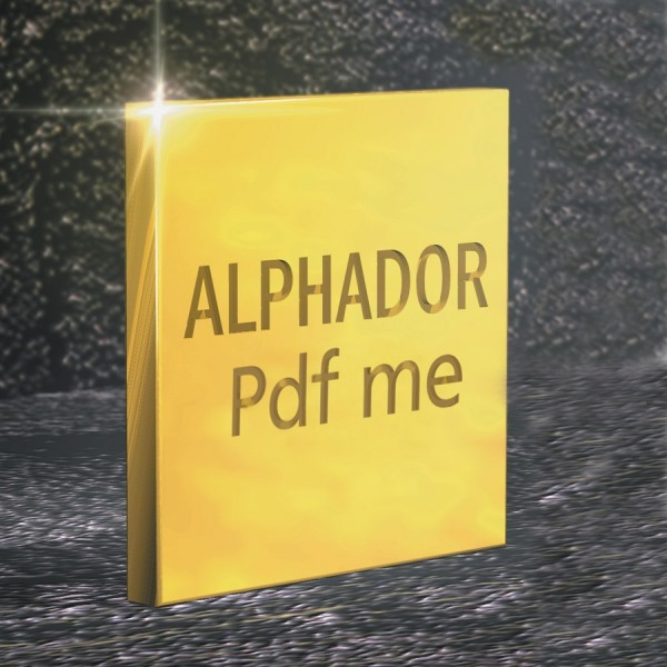 Alphador Pdf me