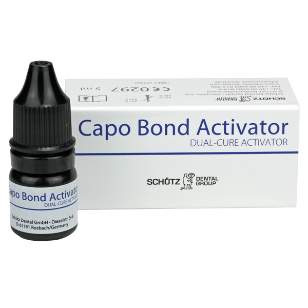 Capo Bond Activator, 5 ml