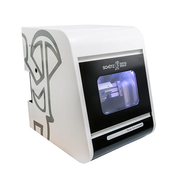 Tizian Cut compact milling machine