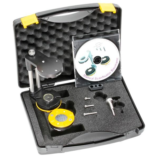 Scan Fixator for Baumann articulators