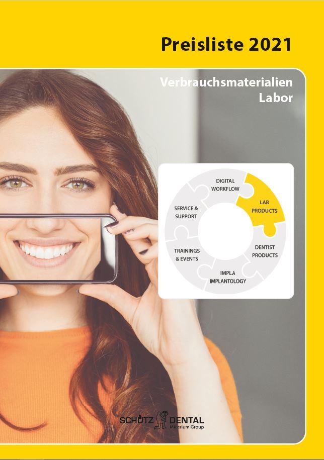 Preisübersicht Labor 2021 (Deutsch)