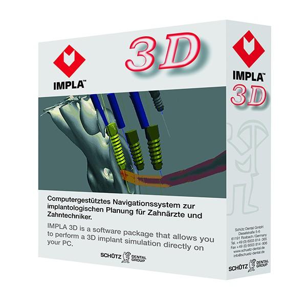 Software IMPLA 3D Universe for Lab Navigation