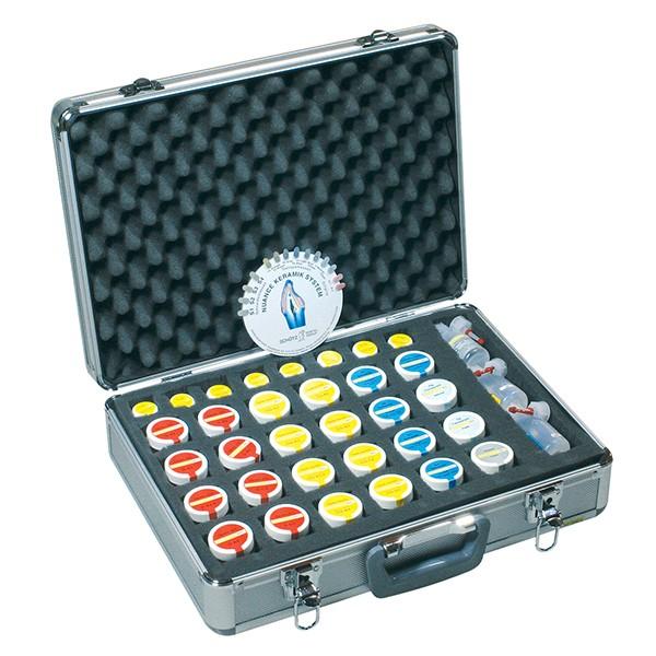 Nuance 850 Basis-Set (8 Farben)