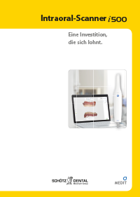 Intraoral-Scanner i500 (Deutsch)