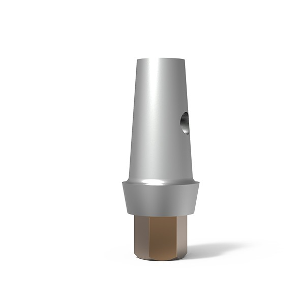 Conical connector Hex connection 3.3mm/0°/1.5 mm