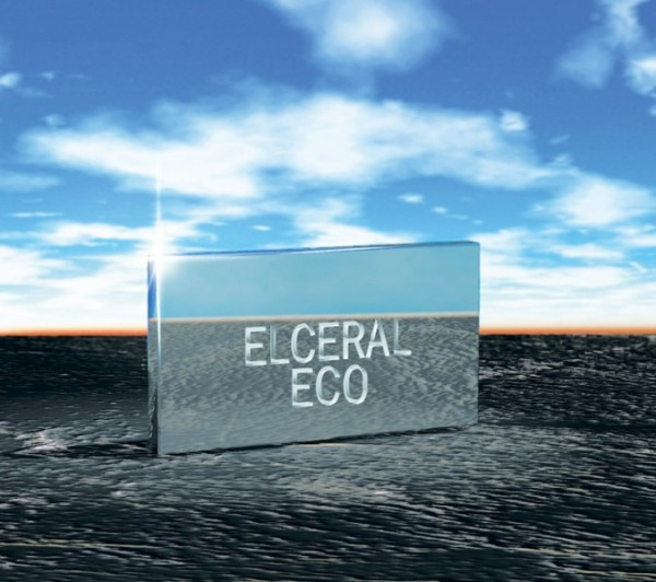 Elceral Eco, silver-palladium alloy