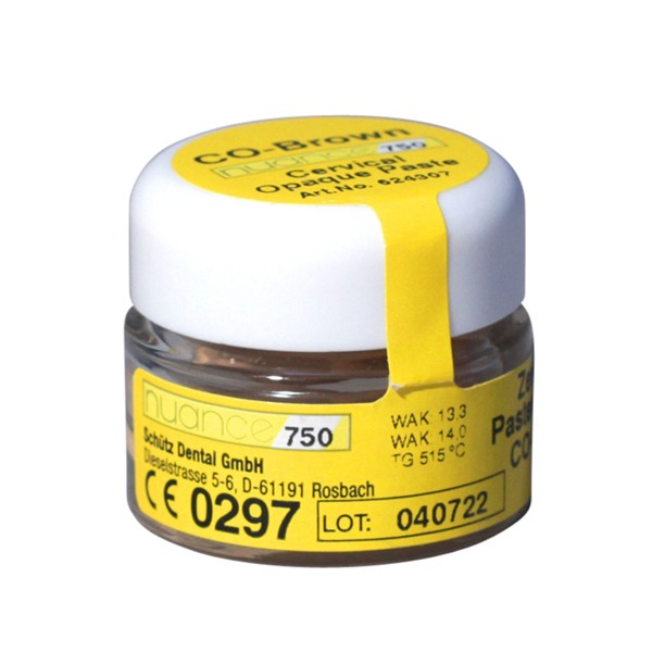 Nuance 750 Cervical Opaker, 5 g