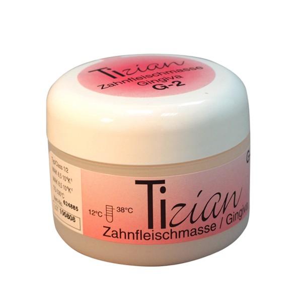 Tizian Ti Keramik Zahnfleischmasse, 10 g