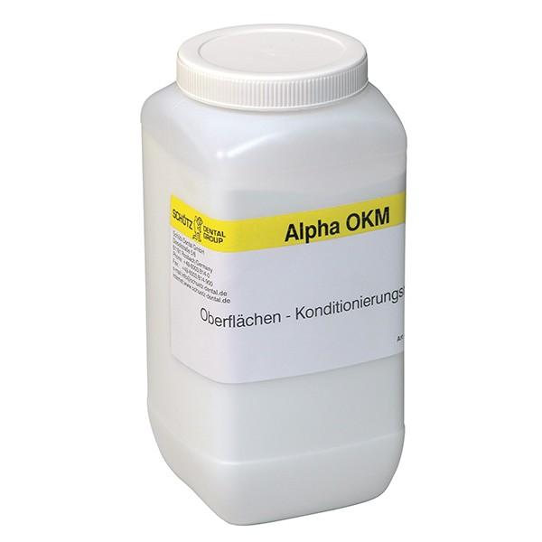 Alpha OKM 5 kg Oberflächen-Konditionierungs-Mittel