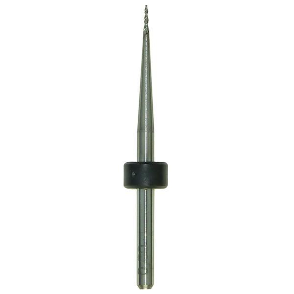 T15 - Radiusfräser 0,6 mm für Zirkon/PMMA