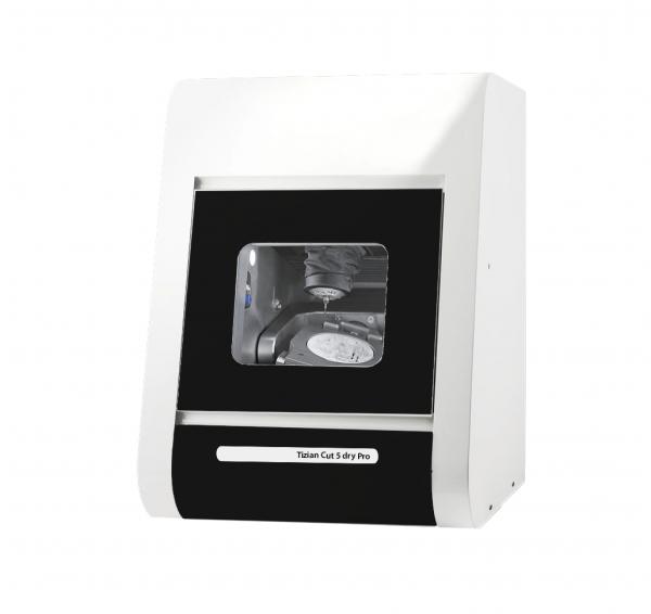 Tizian Cut 5 dry Pro milling machine