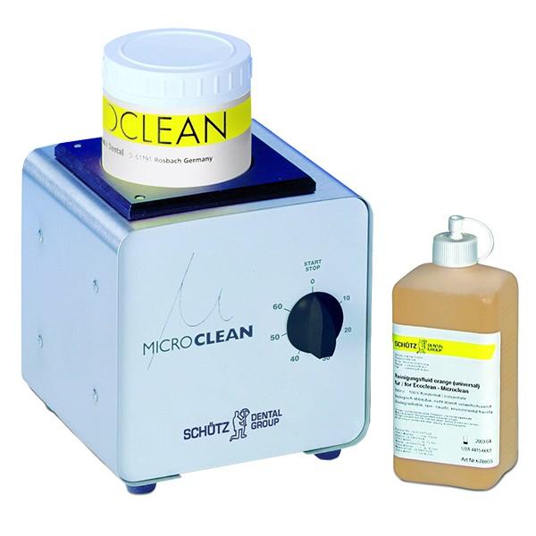 MicroClean Reinigungsgerät inkl. Grundausstattung