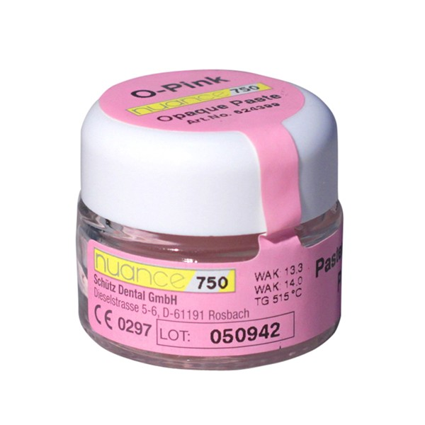 Nuance 750 Pastenopaker Pink, 5 g