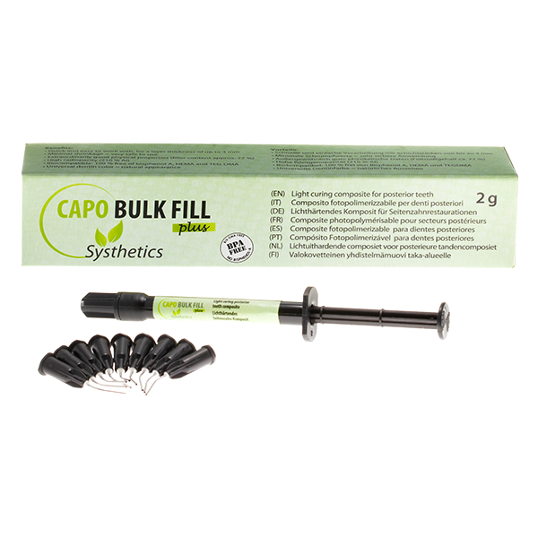 Capo Bulk Fill Plus