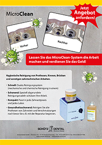 Flyer MicroClean (Deutsch)