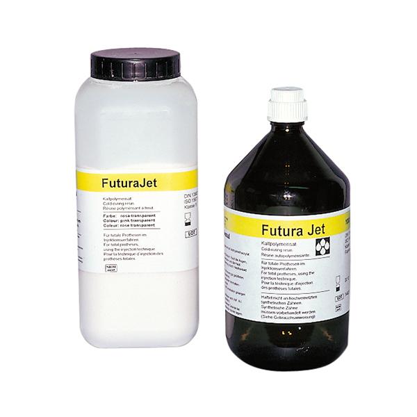 FuturaJet Pulver + Flüssigkeit