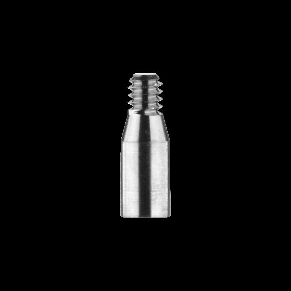Horizontal-Schraube kürzbar
