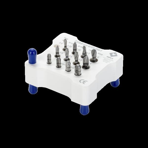 Module Cylindrical drills short