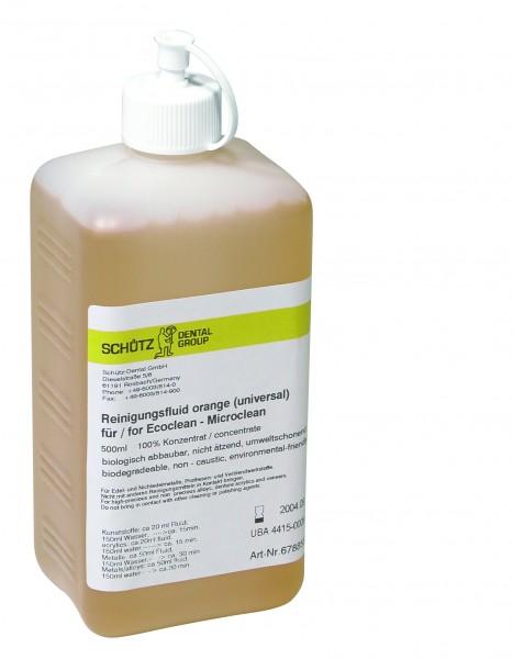 Reinigungsfluid für EcoClean/MicroClean, 500 ml