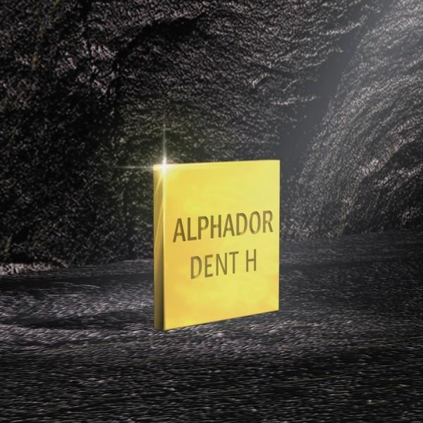 Alphador dent H