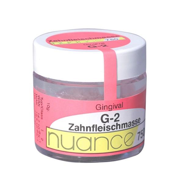Nuance 750 Zahnfleischmasse, 10 g