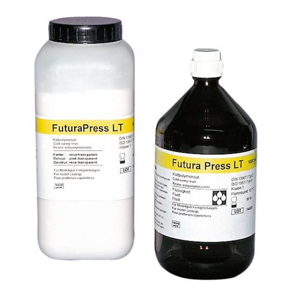 FuturaPress LT Pulver + Flüssigkeit
