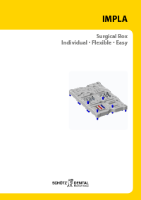 IMPLA Chirurgie Box (Deutsch)