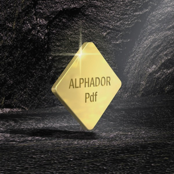 Alphador Pdf universal alloy Pd&Cu free
