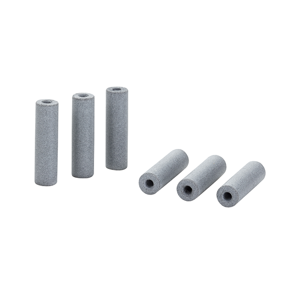 BIOTAN Vorpolierer (Rad oder Walze), grau, 6 Stück