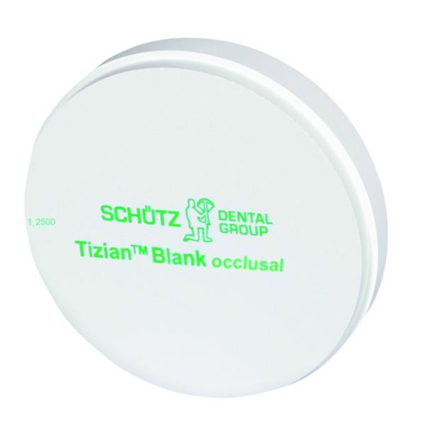 Tizian Blank Occlusal 98 x 10 mm
