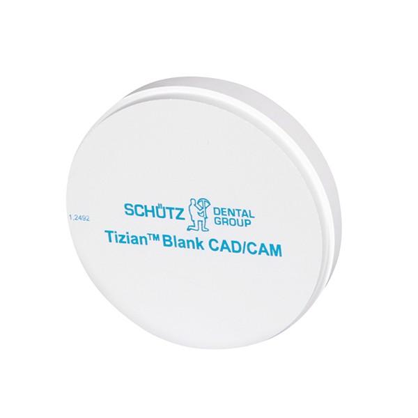 Tizian Blank 98 mm, Zirkondioxid