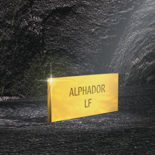 Alphador LF hochgoldhaltige LF-Legierung