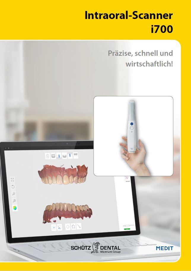 Intraoral-Scanner i700