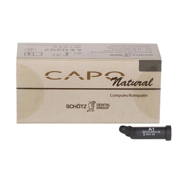 Capo natural Kompulen Pack mit 20 Stück à 0,3g