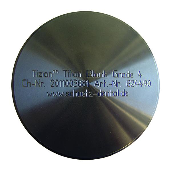 Tizian Blank Titan 98 mm