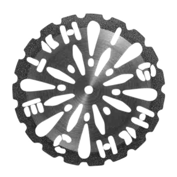 Gipstrennscheibe fein, 35 mm, unmontiert