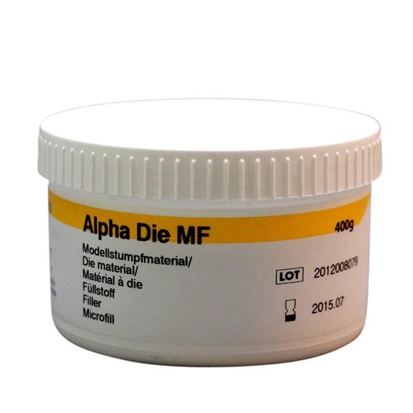 AlphaDie MF Füllstoff, 400 g