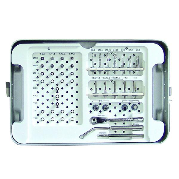 IMPLA 3D Surgery Box complete
