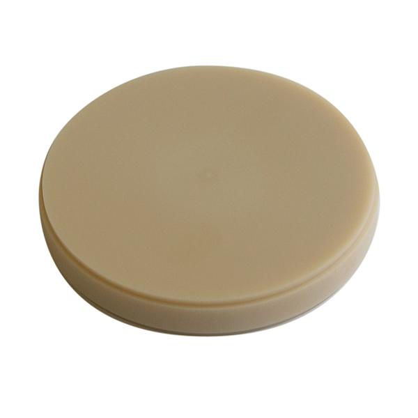 Tizian Blank PMMA 20mm, fluoreszierend, Enamel Plus Technology