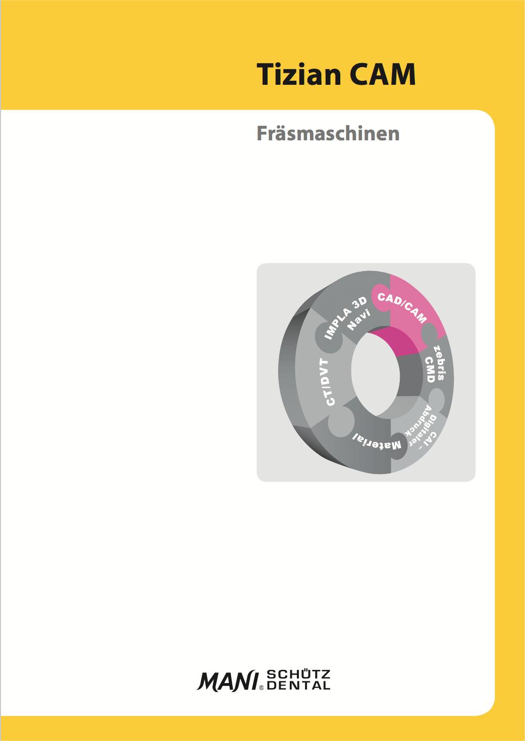 Tizian CAM Fräsmaschinen (Deutsch)