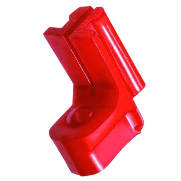 Doublierhilfsteil, Kunststoff-Patrize für Quattro AV Geschiebe
