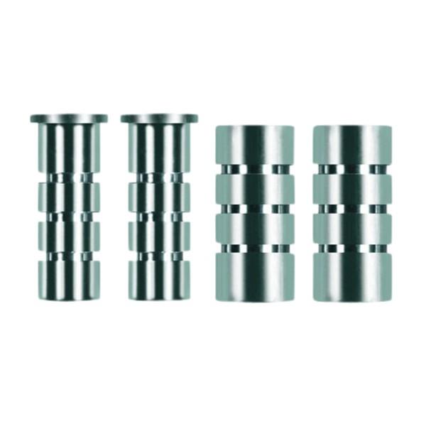 Titan-Doppel-Hülsen Set, 4,2 mm