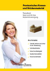 Temdent Step-by-Step Anleitung (Deutsch)